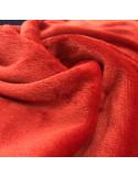 Simil Piel Liso - Rojo