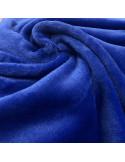Simil Piel Liso Azul Francia